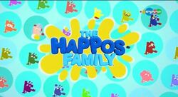 The Happos Family Titlecard