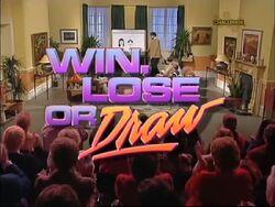 Win Lose Or Draw Uk Logopedia Fandom Powered By Wikia