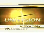 Wxtv univision nueva york yellow opening 2001