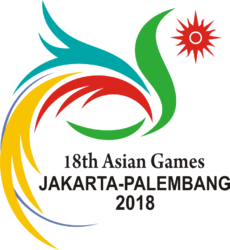 Asian Games 2018 first logo