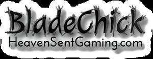 BladeChick logo