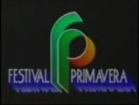 Festival Primavera 1990
