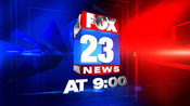 Fox 23 News at 9 - 2011