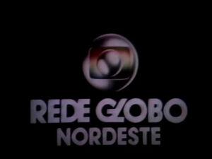 Globo Nordeste anos 80