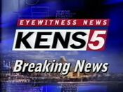 KENS 5 2000 Breaking News Report