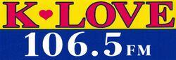 KOVE-FM K-LOVE 106.5