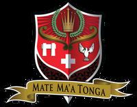 Mate ma'a tongan badge