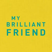 My Brilliant Friend logo