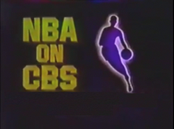 NBA on CBS 1980 1981