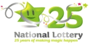 National Lottery Ireland 25