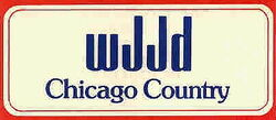WJJD AM 1160 Chicago Country
