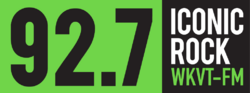 WKVT-FM 92.7 Iconic Rock