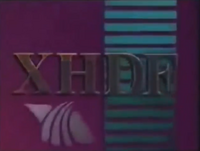 XHDF-TV13 (1993) TV Azteca