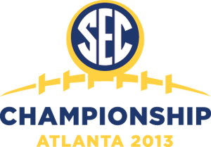 2013 SEC Football Championship Game Logo