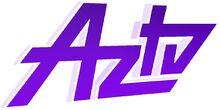 AZTV (2007-2011) Заставочный логотип