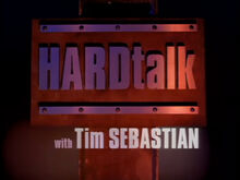 BBC HARDtalk titles 1997