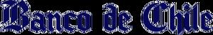 Banco de Chile Logo