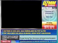 DZMM TeleRadyo Datascreen (2013)