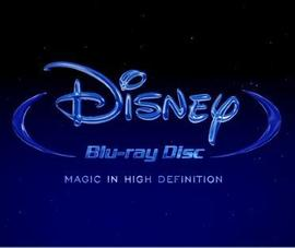 Disneybluray