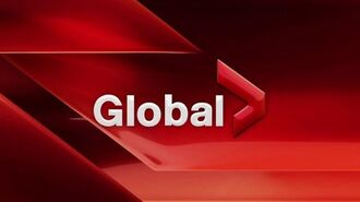 Global TV Channel Rebrand