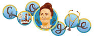Google Cecilia Grierson's 157th Birthday