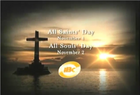 IBC-13 All Saints Day and All Souls Day (October 29, 2018)