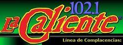 KCMT La Caliente 102.1