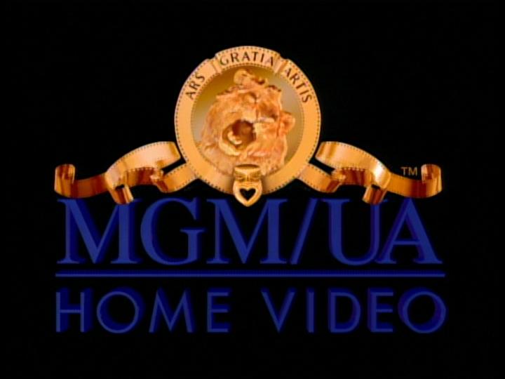 MGM UA Home Video 1993 2