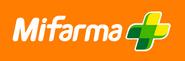 MiFarma logo 2012 con fondo