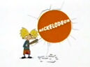 Nickelodeon Hey Arnold ID