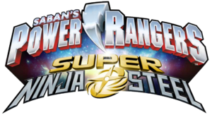 Power Rangers Super Ninja Steel Official logo