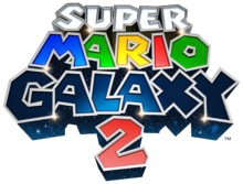 Super Mario Galaxy 2 Beta Logo