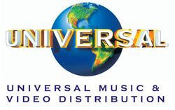 Universal Music & Video Distribution logo