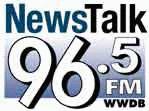 WWDB NewsTalk 96.5 FM