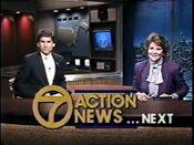 WXYZ Sunday Action News 1987 1