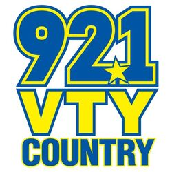 92.1 WVTY Country