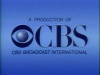 CBS Broadcast International Production