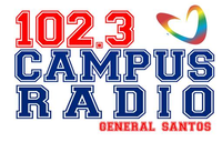 Campus Radio 102.3 General Santos Logo 2005
