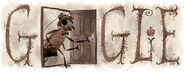 Google Franz Kafka's 130th Birthday