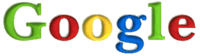 Google logo Sept-Oct 1998