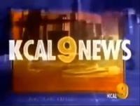 KCAL News 2001