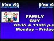 KNDX-TV & KXND-TV Family Guy