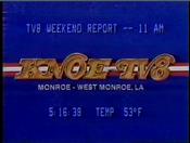 KNOE got touch 1985