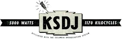 KSDJ - 1947 -February 24, 1948-