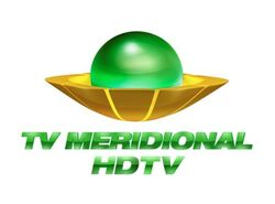 Logotipo da TV Meridional