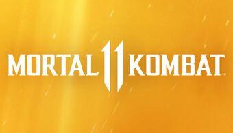 Mortal Kombat 11 Logopedia Fandom