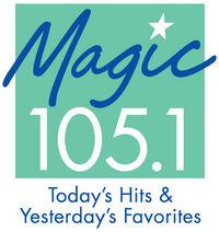 Magic 105.1 logo