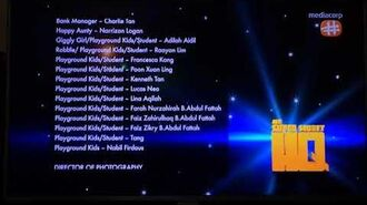 Mediacorp Okto - My Super Secret HQ Credits MDA Oak3Films Mediacorp