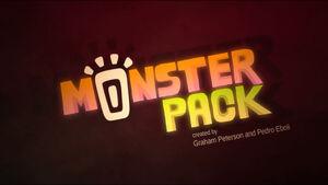 Monster Pack logo