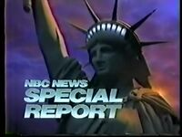 NBC News Special Report (1985)